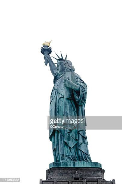 statue of liberty - ogphoto stock pictures, royalty-free photos & images