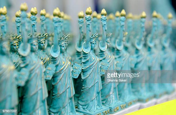 Statue of Liberty souvenir figurines