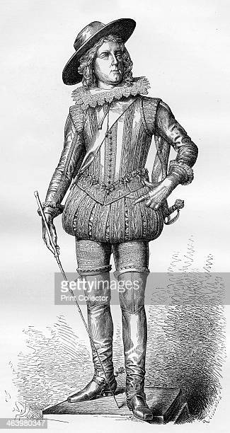 Statue of Louis XIII of France by Francois Rude 19th century Louis XIII was the Son of Henri IV and Marie de' Medici and the father of Louis XIV He...