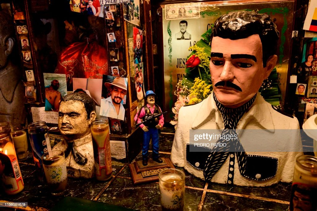 MEXICO-CRIME-DRUGS-CHAPO-SENTENCE : News Photo