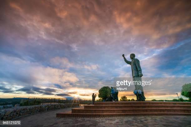 Statue of Nelson Mandela Sky