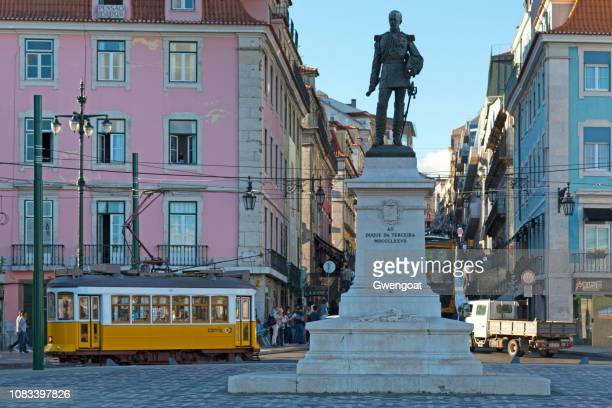 Statue of the 1st Duke of Terceira in Lisbon