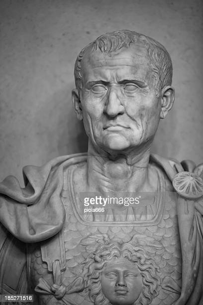 Statue of the Emperor Julius Caesar