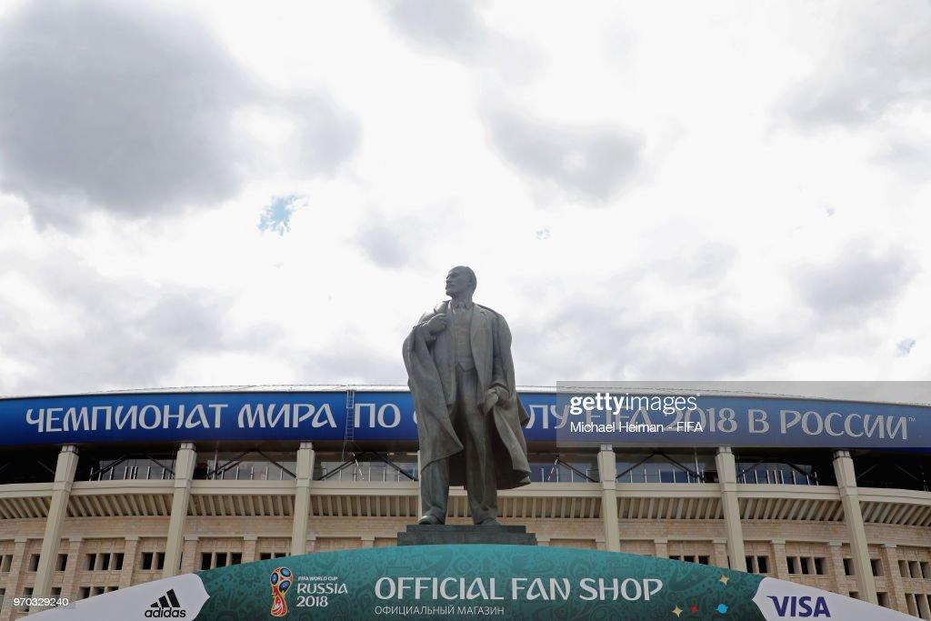 Previews - 2018 FIFA World Cup Russia : Nieuwsfoto's