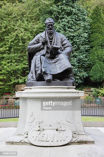 Statue of William Thompson, Lord Kelvin