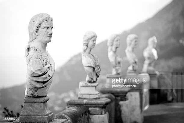 Statues pour costiera Amalfitana (Italie)