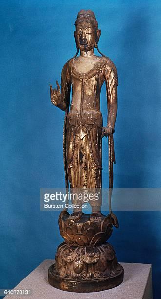 Statuette of Kannon Bosatsu