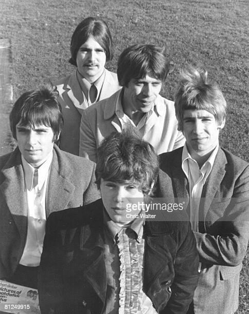 Status Quo 1967 Alan Lancaster Francis Rossi John Coughlan Rick Parfitt Roy Lynes
