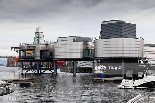Stavanger oil museum Gebäude