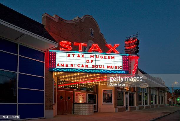 Stax Museum of America Soul Music Memphis Tennessee
