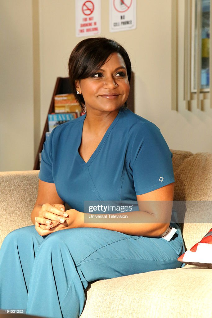 Project Stay At Home Milf Episode 405 Pictured Mindy Kaling News Photo Getty Images