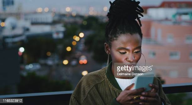stay connected and don't get left in the dark - locs hairstyle stock pictures, royalty-free photos & images
