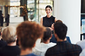 Stay current with trends by learning from powerful speakers