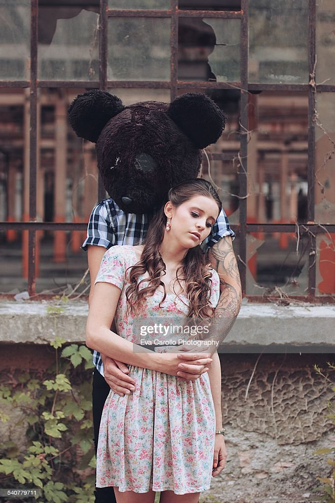 Stay with me : Stock Photo