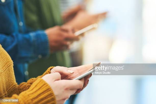 staying connected - smart phone stock pictures, royalty-free photos & images