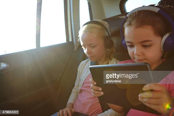 Mantenerse entretenido durante su viaje