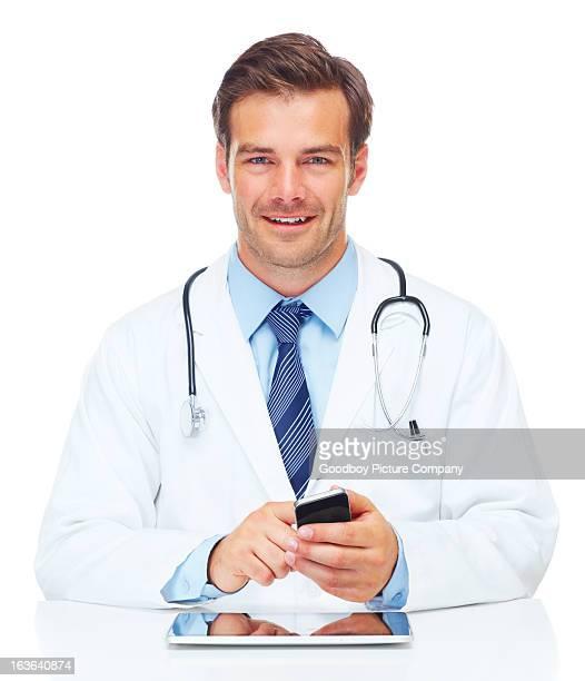 Mantenerse en contacto con sus pacientes