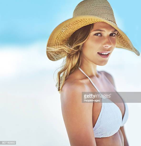 Staying safe from the summer sun with a gorgeous sunhat