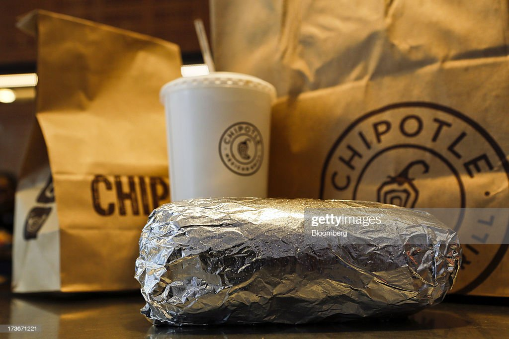 A Chipotle Restaurant Ahead Of Earnings Data : News Photo