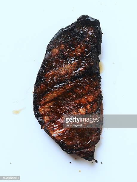 steak. - burnt stock pictures, royalty-free photos & images