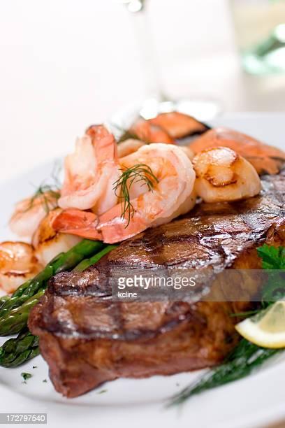 Steak & Seafood