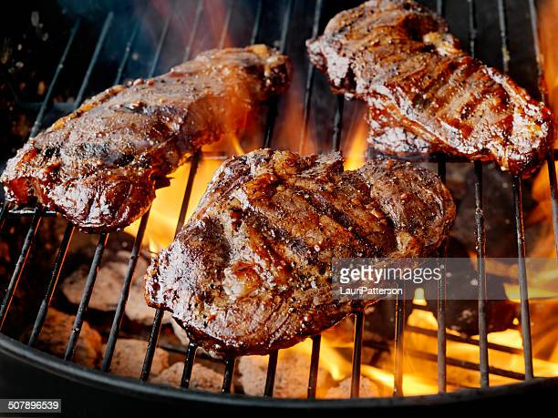 Barbecue et Steaks