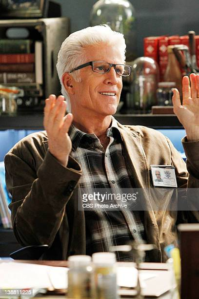 "Stealing Home"" -- D.B. Russell on CSI: CRIME SCENE INVESTIGATION, Wednesday, Feb. 22 on the CBS Television Network."
