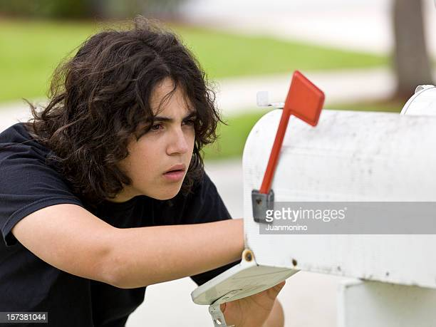 Stealing the Mail