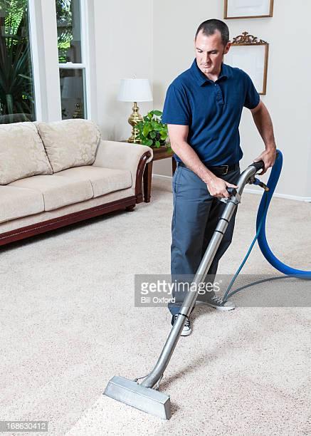 Limpieza de alfombras de vapor