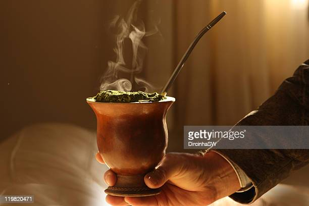 Steam cumming out of Mate