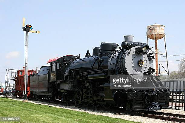 Steam Locomotive Union Depot Railroad Museum Mendota IL