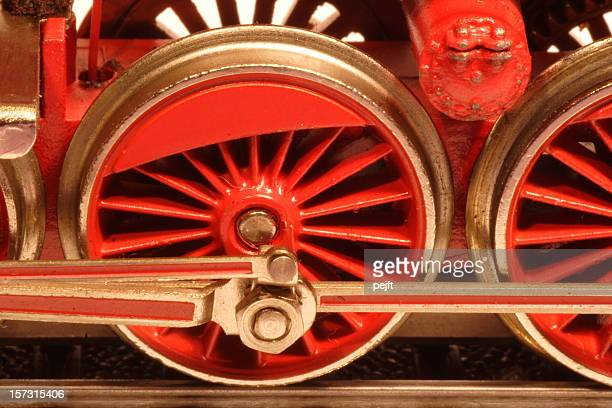 steam locomotive wheel - pejft stock pictures, royalty-free photos & images