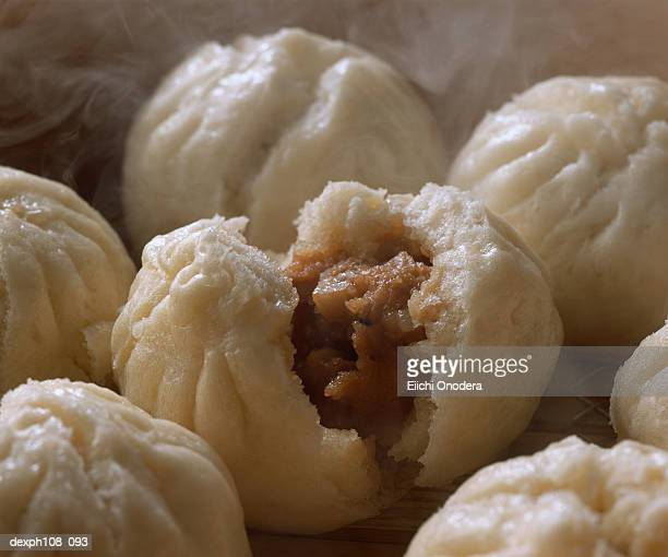 Steam meat buns