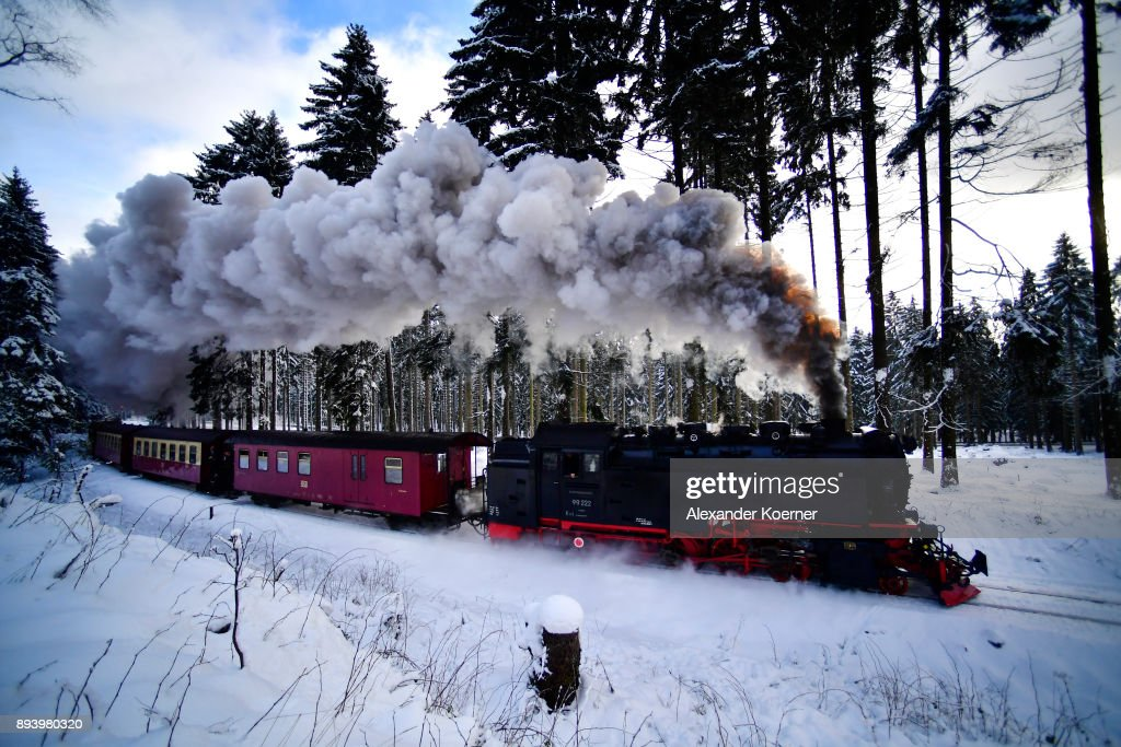 Harz Narrow Gauge Railway Still Serves Local Communities