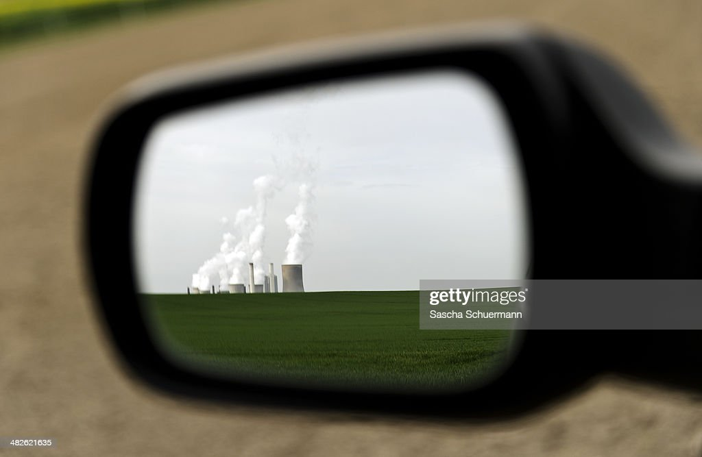 Steam rises from cooling towers at the Neurath coal-fired power plant on April 3, 2014 near Grevenbroich, Germany. A recent European Union study rated the Neurath power plant as the biggest emitter of CO2 in Germany, with 33.3 million tons in 2013, making it the second biggest in Europe. Owned by energy conglomerate RWE, the Neurath plant began operation in the 1970s and expanded with added blocks in 2012. It currently produces 4,400 megawatts of electricity annually, making it also the second biggest electricity producer in Europe.