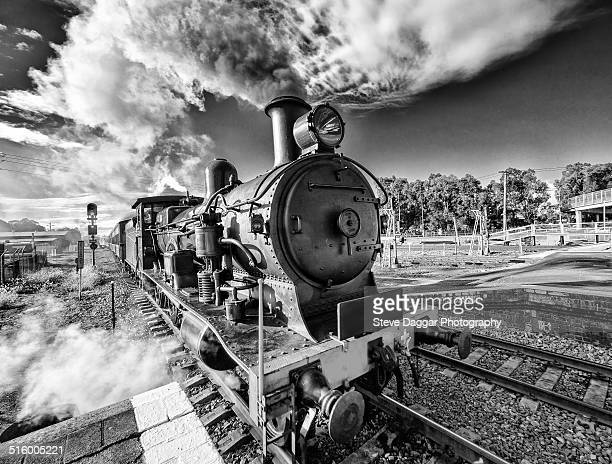 Steam Train Stock Photos And Pictures