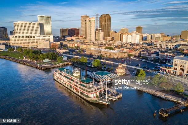 steamboat - mississippi river stock pictures, royalty-free photos & images