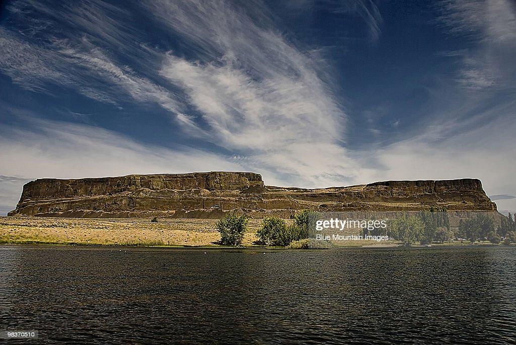 Steamboat Rock : Stock Photo