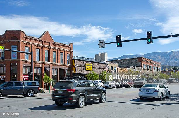 steamboat springs, colorado - steamboat springs colorado stock photos and pictures