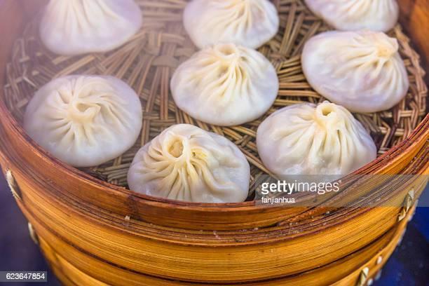 Steamed Dumplings,Xiao Long Bao