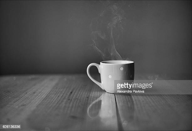 steaming cup of coffee - alexandra pavlova stock pictures, royalty-free photos & images