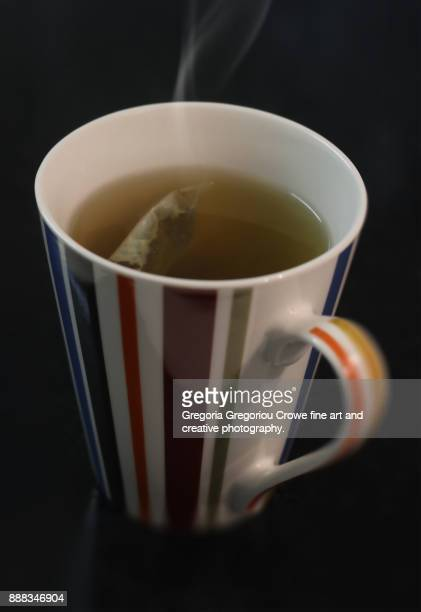 steaming green tea - gregoria gregoriou crowe fine art and creative photography. stock pictures, royalty-free photos & images