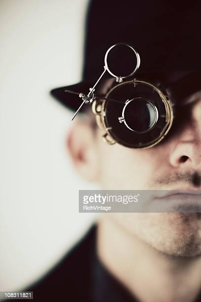 スチームパンク探偵