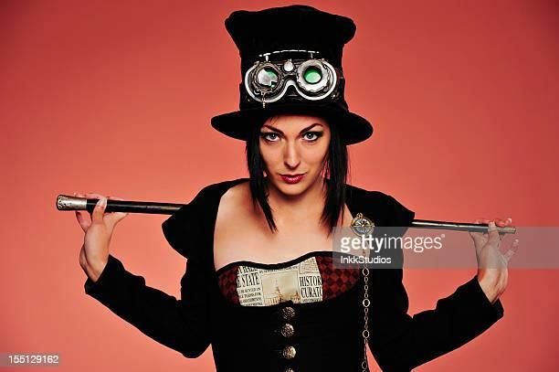 Steampunk weibliche
