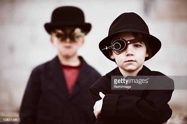 Steampunk Inspectors