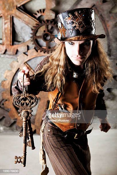 Steampunk Keymaster