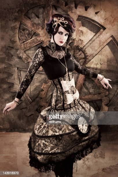 Steampunk Maiden