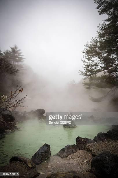 Steamy Kusatsu