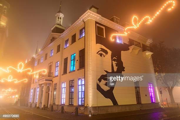stedelijk museum in the city of kampen - overijssel stock pictures, royalty-free photos & images