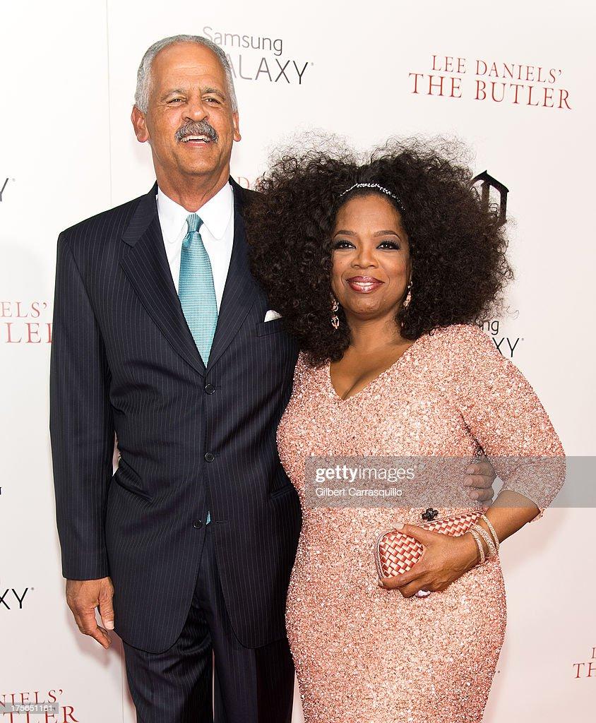 """The Butler"" New York Premiere - Inside Arrivals"